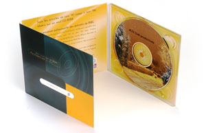 Digipak ® emballage disponible!